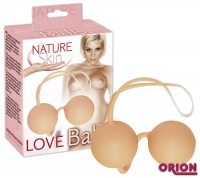 *������ ����������� Nature Skin Colours Loveballs (��������), 5145780000