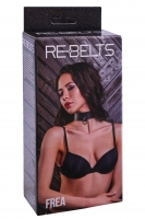 Ошейник Frea Black 7746-01rebelts