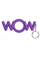 Брелок WOW Cockring Purple SH-SHT056PUR