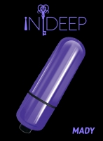 Вибропуля Indeep Mady Purple 7703-02indeep